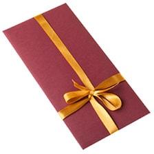 Подарочные сертификаты для родных и близких