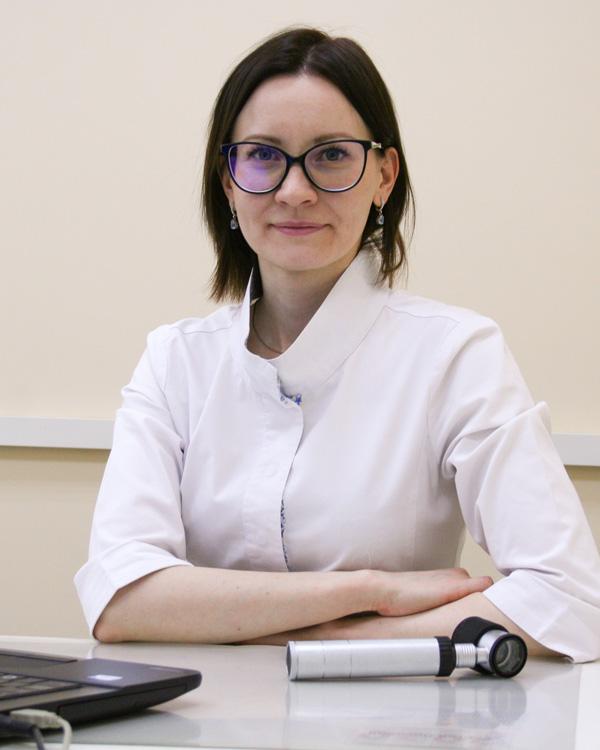 Андреева Анастасия Андреевна