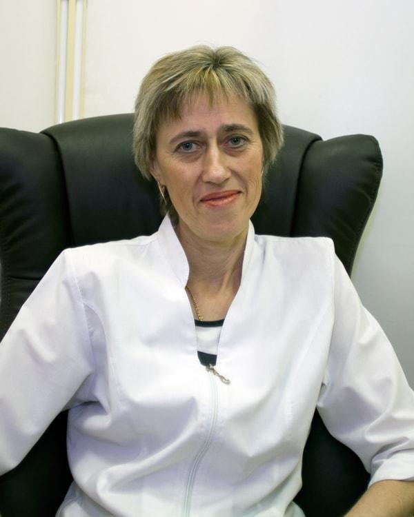 Горячева Ольга Владимировна