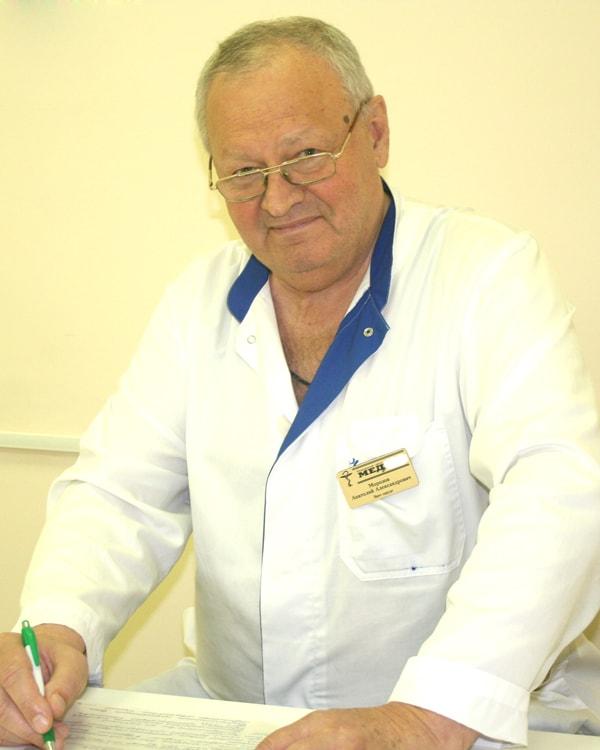 Морозов Анатолий Александрович
