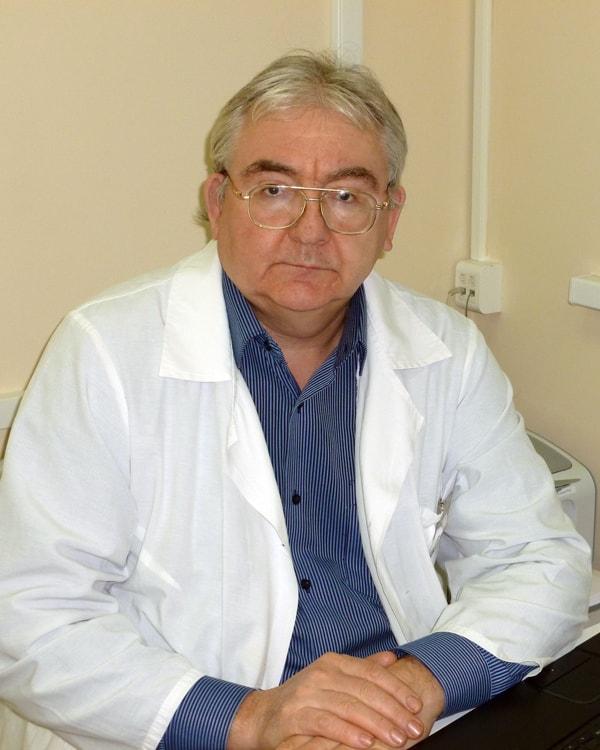 Наумушкин Михаил Михайлович