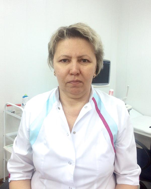Резвова Валентина Алексеевна