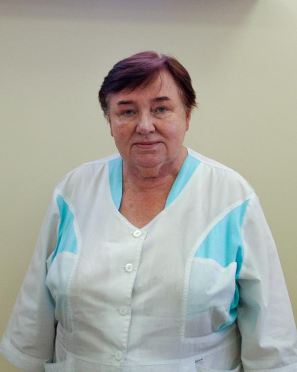 Рыбина Людмила Николаевна