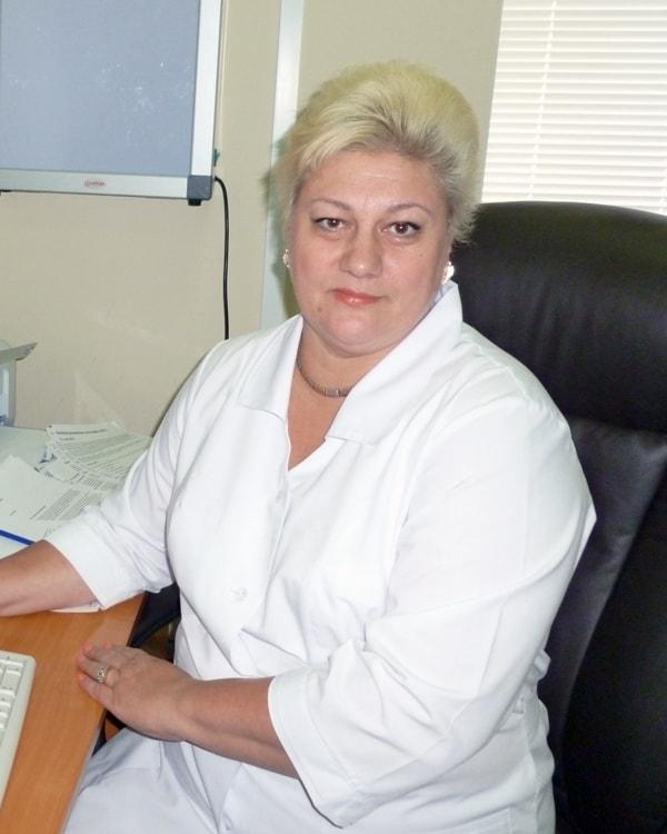 Шмырева Марина Семёновна