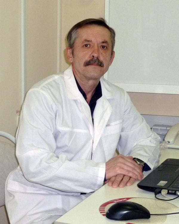 Власов Олег Юрьевич